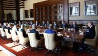Cumhurbaşkanı Erdoğan, Kulüpler Birliği heyetini kabul etti