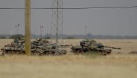 Cerablusun batısında tanka roketli saldırı: 3 yaralı