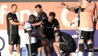 Yeni transfer Aboubakar sakatlandı
