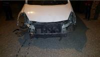 Köy Korucuları Derneği Başkanının otomobiline saldırı