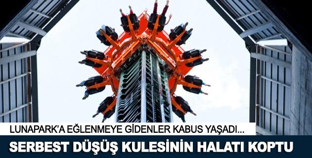 Adanada lunaparkta kaza: 11 yaralı