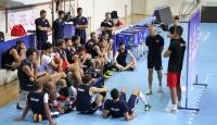 A Milli Erkek Voleybol Takımı, İspanyaya gitti