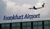 """Frankfurt havalimanında """"güvenlik"""" alarmı"""