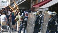 Fransada çalışma yasası eylemleri yeniden başlıyor