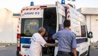 Tunusta trafik kazası: 14 ölü