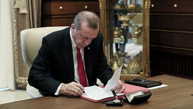Cumhurbaşkanı Erdoğandan bağımlılık ile mücadele genelgesi
