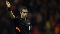 Kalkavan, Hollanda-Yunanistan maçını yönetecek