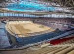 Samsunsporun yeni stadyumunda sona doğru