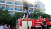 Marmariste otel yangını
