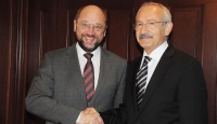 Kılıçdaroğlu ile AP Başkanı Schulz yarın görüşecek