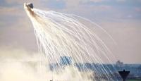 İdlibe fosfor bombalı saldırı