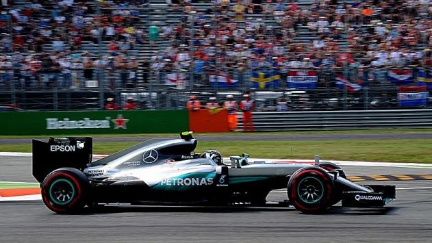 İtalya Grand Prixsini Rosberg kazandı