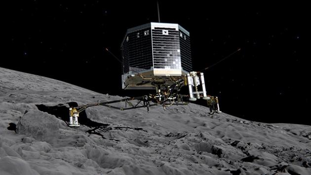 Kayıp uzay modülü Philae bulundu