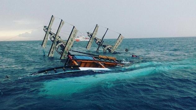 Antalyada batan tur teknesinin kaptanı tutuklandı