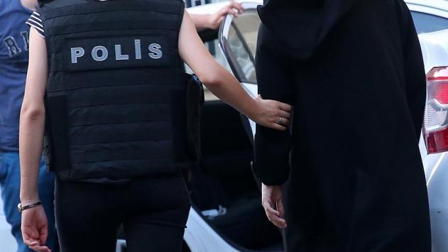 FETÖnün 20 ablası gözaltına alındı