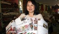 Japon Yazarın Oya Koleksiyonu