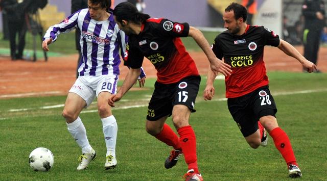 Orduspor: 0 - Gençlerbirliği : 0