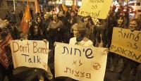 """İsrail'de """"İranlıları Seviyoruz"""" Gösterisi"""
