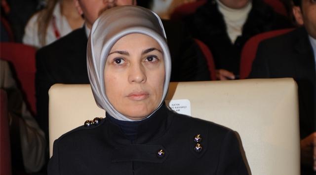 Merve Kavakçı İstanbul Adalet Sarayında
