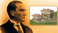 Atatürk'ün Baba Ocağı Yeniden İnşa Ediliyor