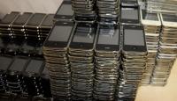 3 bin gümrük kaçağı cep telefonu ele geçirildi