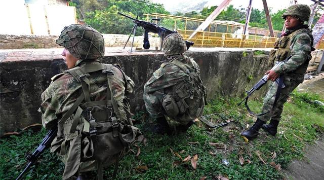Terör Operasyonunda 35 Militan Öldürüldü