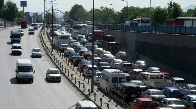 Ankarada Bu Yollar Kapalı