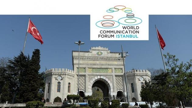 Davos Dünya İletişim Forumu Türkiyede gerçekleştirilecek