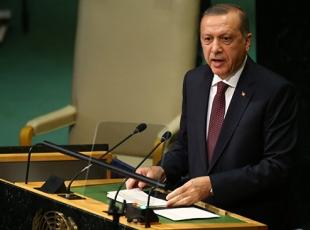 Erdoğanın BM Zirvesine hitabı
