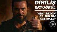 Diriliş Ertuğrul yeni sezon 62. bölüm fragmanı izle (TRT1)