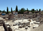 Antik kentin sakinleri hem mutlu hem sıkıntılı