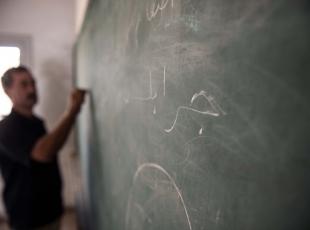 Cerablusun en eski okulu öğrenciler için hazırlanıyor