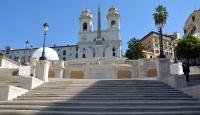 Romanın İspanyol Merdivenleri yeniden açılıyor
