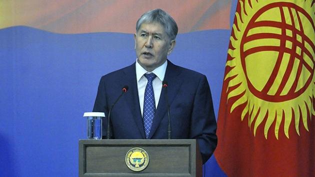 Kırgızistan Cumhurbaşkanı Atambayev, Rusyada tedavi görecek