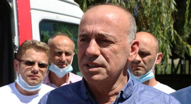 """Kosovadaki skandal """"Türkiye"""" haritasına tepki"""