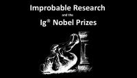 Harvard Üniversitesinin Ig Nobel Ödülleri sahiplerini buldu