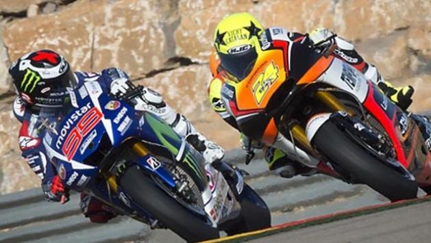 MotoGPde heyecan İspanyada sürecek