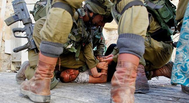 İsrail, Filistin siyasetini kriminalize etmeyi hedefliyor
