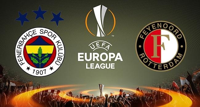 Fenerbahçe-Feyenoord maçı TRTde