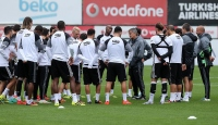 Beşiktaş derbi maçına hazır