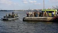 Batan göçmen teknesinde hayatını kaybedenlerin sayısı 166ya yükseldi