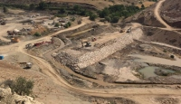 Teröre inat 6 barajın inşaatı hızla sürüyor