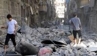 Halepte sivillere hava saldırısı: 56 ölü, 220 yaralı