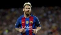 Arjantinden Barcelonaya Messi özrü