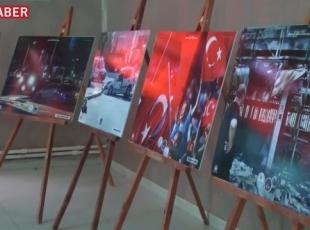 """""""15 Temmuz Milli İrade Destanı Fotoğraf Sergisi"""""""