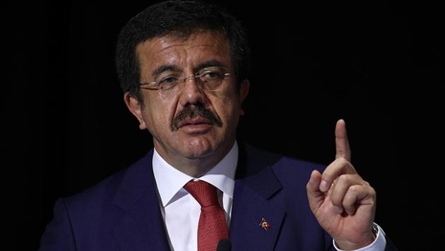 Ekonomi Bakanı Nihat Zeybekci: Türk Eximbank 2018 yılında dünyanın bir numarası olacaktır