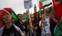 Gazze yolundaki Özgürlük Filosuna destek
