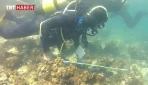 Su altında tarihe yolculuk