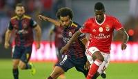 Benfica deplasmandan galip ayrıldı