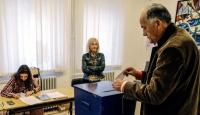 Sırp Cumhuriyeti Günü referandumunda oy kullanma işlemi başladı